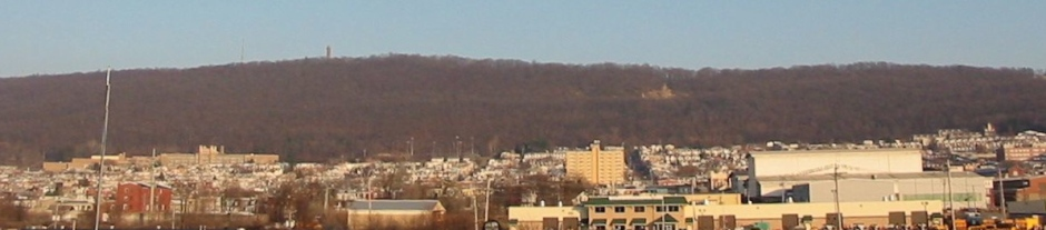 Lehigh Valley Skyline